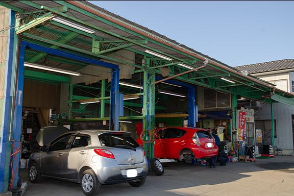 有限会社トミタ自動車作業場